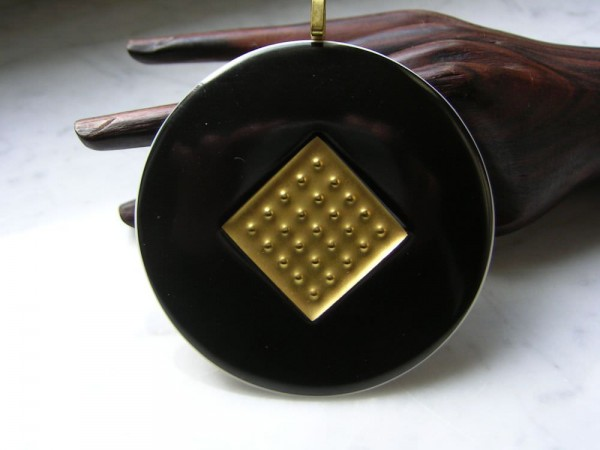 HUTSCHENREUTHER Schmuckanhänger, Amulett, Porzellan