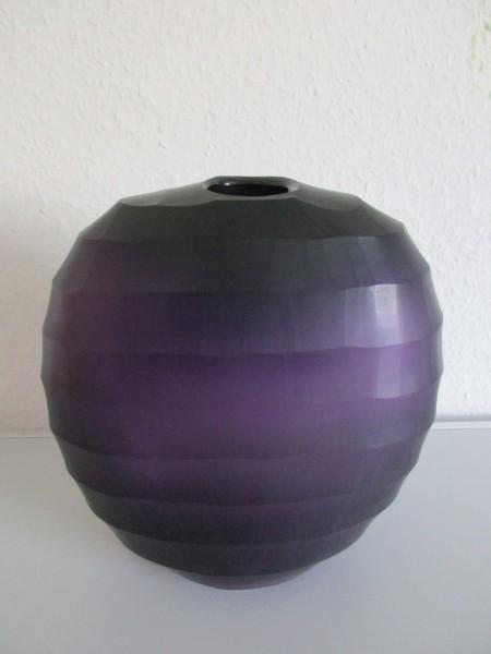 Extravagante VINTAGE Vase-Glasobjekt
