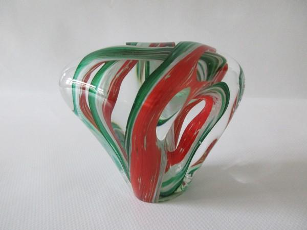 Traumhaftes Glasobjekt-CZECH GLASS-Unikat