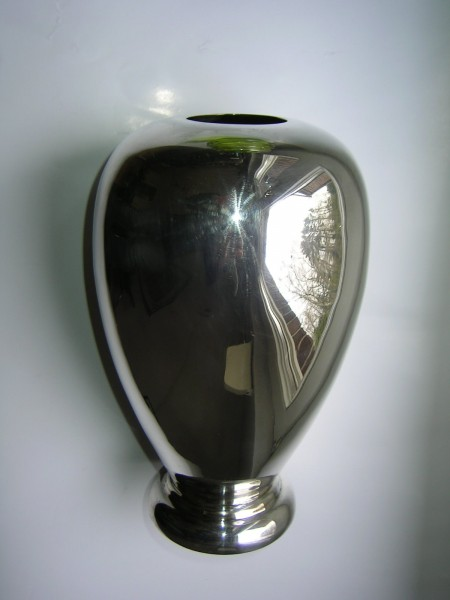 LAMBERT-Klassische Vase-versilbert