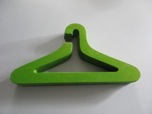 Tolle VINTAGE Kleiderbügel-true 70's Design-6 Stück