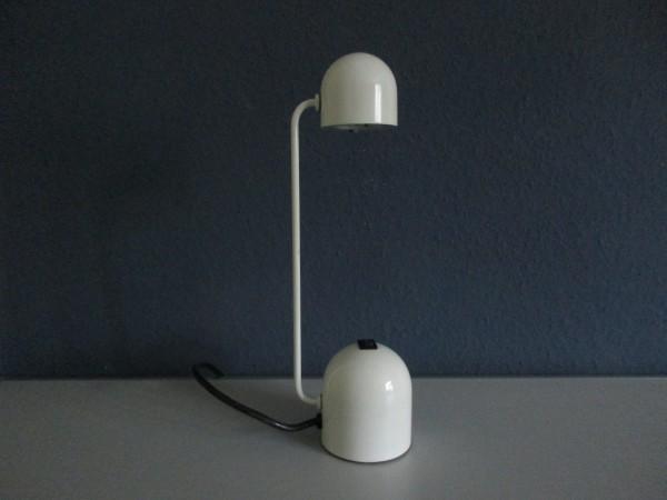 Formschöne VINTAGE Tischlampe-SOMPEX