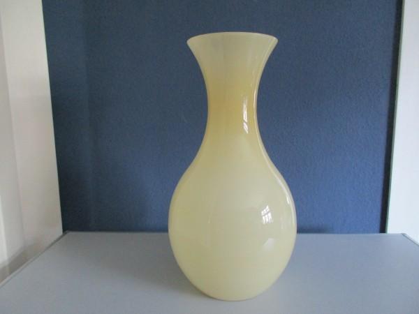 Traumhafte, große VINTAGE Vase-Glas
