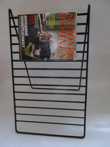 MIDCENTURY Zeitschriftenständer-String Design
