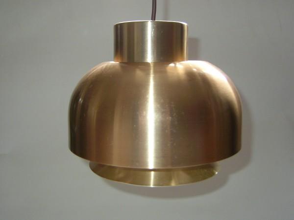 70er Jahre Pendelleuchte-Danish Design