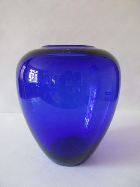 Große LAMBERT Kristall Vase- gelabelt