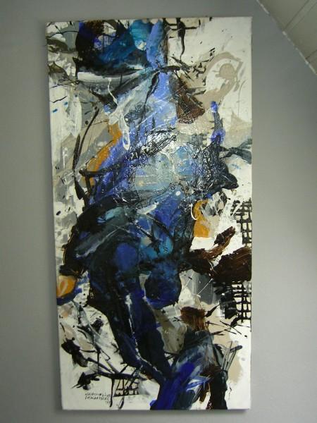 Cornelius Richter-1944-2014-Ölbild